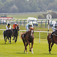 Clowance Estate and James Doyle winning the 2.30 race