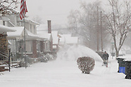 2011 - Winter weather in Dayton, Ohio