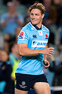 SYDNEY, NSW - MAY 19: Waratahs player Michael Hooper at week 14 of the Super Rugby between The Waratahs and Highlanders at Allianz Stadium in Sydney on May 19, 2018. (Photo by Speed Media/Icon Sportswire)