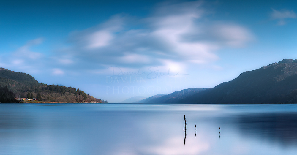 Loch Ness from Fort Augustus shore, Invernessshire