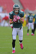 Philadelphia Eagles wide receiver Jeff Maehl (88) during the Eagles 31-20 win over the Tampa Bay Buccaneers on Oct. 13, 2013 in Tampa, Florida. <br /> <br /> &copy;2013 Scott A. Miller