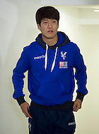 Lee Chung-Yong of Crystal Palace before the Premier League match at Selhurst Park, London<br /> Picture by Alan Stanford/Focus Images Ltd +44 7915 056117<br /> 03/01/2017