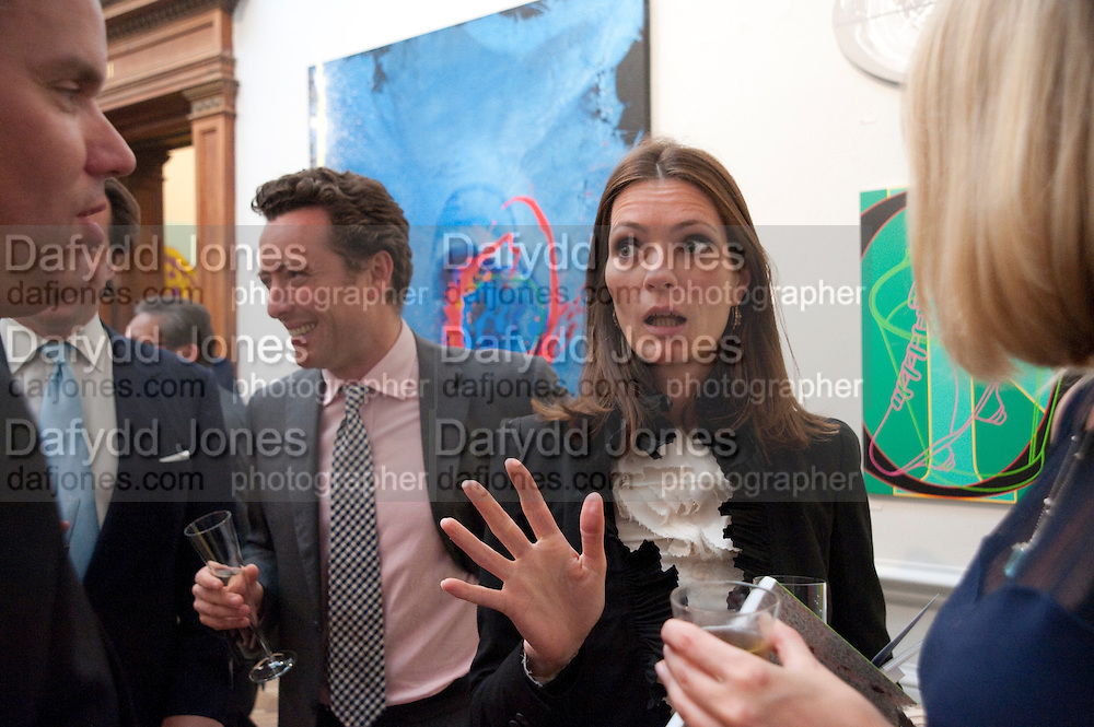 TOBY ROWLAND; PLUM SYKES, Royal Academy Summer Exhibition 2009 preview party. royal academy of arts. Piccadilly. London. 3 June 2009.