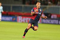 Ricardo Centurion  - Genoa - Genoa-Lazio - Serie A 4a giornata