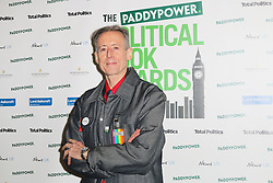 © Licensed to London News Pictures. 19/03/2014, UK. Peter Tatchell, Political Book Awards, BFI IMAX, London UK, 19 March 2014. Photo credit : Richard Goldschmidt/Piqtured/LNP
