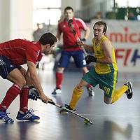 Australia vs Czech ICW