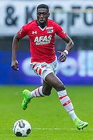 ALKMAAR - 26-02-2017, AZ - PEC Zwolle, AFAS Stadion, 1-1, AZ speler Derrick Luckassen
