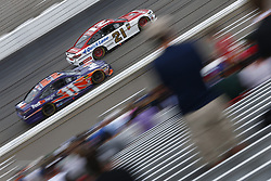 July 22, 2018 - Loudon, New Hampshire, United States of America - Paul Menard (21) battles for position during the Foxwoods Resort Casino 301 at New Hampshire Motor Speedway in Loudon, New Hampshire. (Credit Image: © Justin R. Noe Asp Inc/ASP via ZUMA Wire)
