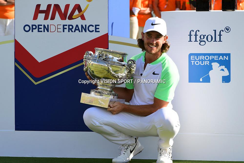 TOMMY FLEETWOOD (ANG) WINNER HNA OPEN DE FRANCE