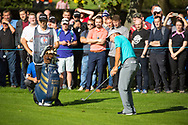 Sergio Garcia <br /> <br /> The British Masters 2017<br /> Close House<br /> Uk<br /> Picture Credit: Mark Newcombe/visionsingolf.com