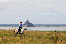 Charlotte Mlyncekova, (SVK), Hadia<br /> Alltech FEI World Equestrian Games™ 2014 - Normandy, France.<br /> © Hippo Foto Team - Leanjo de Koster<br /> 25/06/14