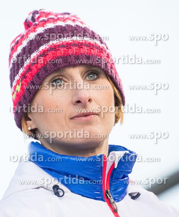 Tadeja Brankovic Likozar during Women 7,5 km Sprint at day 2 of IBU Biathlon World Cup 2015/16 Pokljuka, on December 18, 2015 in Rudno polje, Pokljuka, Slovenia. Photo by Vid Ponikvar / Sportida