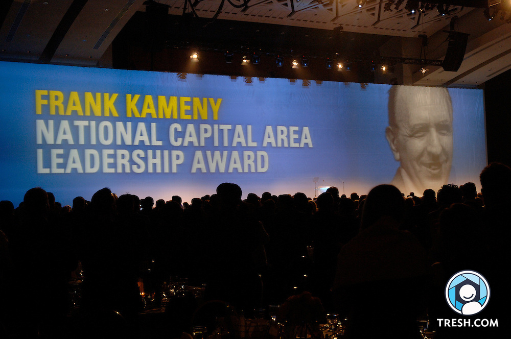 Frank Kameny introduction at the Tenth Annual HRC National Dinner