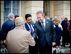 Image ©Licensed to i-Images Picture Agency. 08/07/2014. London, United Kingdom. Srebrenica Memorial Reception at Lancaster House. Picture by Andrew Parsons / i-Images