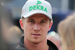 23.07.2015, Hungaroring, Budapest, HUN, FIA, Formel 1, Grand Prix von Ungarn, Vorberichte, im Bild Nico Huelkenberg (Sahara Force India F1 Team) // during the preperation of the Hungarian Formula One Grand Prix at the Hungaroring in Budapest, Hungary on 2015/07/23. EXPA Pictures © 2015, PhotoCredit: EXPA/ Eibner-Pressefoto/ Bermel<br /> <br /> *****ATTENTION - OUT of GER*****