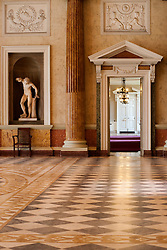 Wentworth Woodhouse Marble Saloon<br />