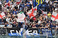 tifosi Inter supporters<br /> Crotone 09-04-2017, Stadio Stadio Ezio Scida, Football Calcio 2016/2017 Serie A, Crotone - Inter, Foto Image Sport/Insidefoto