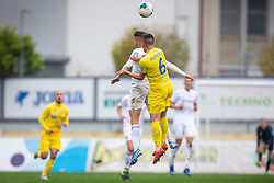 Tilen Klemencic of Domzale during football match between NK Domzale and NK Triglav in Round #18 of Prva liga Telekom Slovenije 2019/20, on November 23, 2019 in Sports park Domzale, Slovenia. Photo by Sinisa Kanizaj / Sportida
