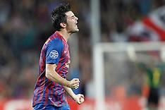 Barcelona v AC Milan