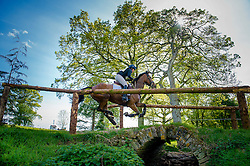 Funnell Pippa, (GBR), Second Supreme<br /> Cross Country<br /> Mitsubishi Motors Badminton Horse Trials - Badminton 2015<br /> © Hippo Foto - Jon Stroud<br /> 09/05/15