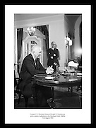 This great shot of Dwight D. Eisenhower is the perfect gift idea for someone that is interested in politics or former US presidents. Irish Photo Archive has many more old photos online!