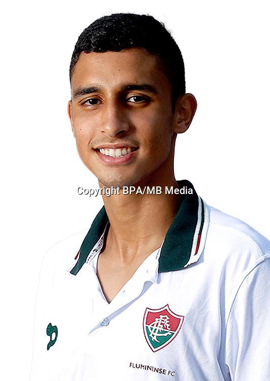 Brazilian Football League Serie A / <br /> ( Fluminense Football Club ) - <br /> Daniel Sampaio Simoes - Danielzinho