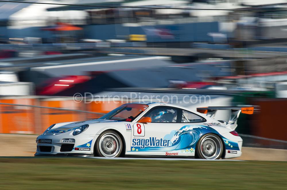 #8 Wright Motorsports Porsche 911 GT3 Cup: John Ellis