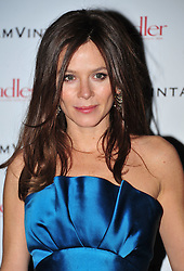 © Licensed to London News Pictures. 10/02/2012. London, England. Anna Friel attends a private dinner ahead of sundays Bafta awards hosted by William Banks-Blaney of WilliamVintage and actress Gillian Anderson at St Pancras Renaissance Hotel London  Photo credit : ALAN ROXBOROUGH/LNP