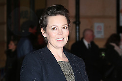 © Licensed to London News Pictures. 06/02/2014, UK. Olivia Colman, Cuban Fury - World Film Premiere, VUE Leicester Square, London UK, 06 February 2014. Photo credit : Richard Goldschmidt/Piqtured/LNP