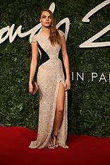 DEC 01 2014 British Fashion Awards