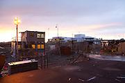 Byggeplassen, Barcode, Bjørvika med Operaen i bakgrunnen.