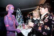 MICHAEL EVAN; JO WOOD; , London Bar & Club Awards, Riverbank Park Plaza Hotel, 18 Albert Embankment, London SE1. 26 May 2009