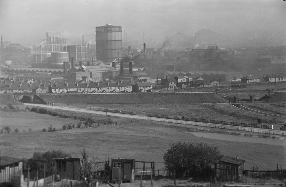 Staffordshire, England, 1937