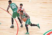 DESCRIZIONE : Milano NBA Global Games EA7 Olimpia Milano - Boston Celtics<br /> GIOCATORE : Marcus Smar<br /> CATEGORIA : Palleggio Blocco<br /> SQUADRA :  Boston Celtics<br /> EVENTO : NBA Global Games 2016 <br /> GARA : NBA Global Games EA7 Olimpia Milano - Boston Celtics<br /> DATA : 06/10/2015 <br /> SPORT : Pallacanestro <br /> AUTORE : Agenzia Ciamillo-Castoria/IvanMancini<br /> Galleria : NBA Global Games 2016 Fotonotizia : NBA Global Games EA7 Olimpia Milano - Boston Celtics