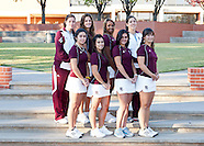 OC Women's Tennis Team and Individuals - 2011-12 Season