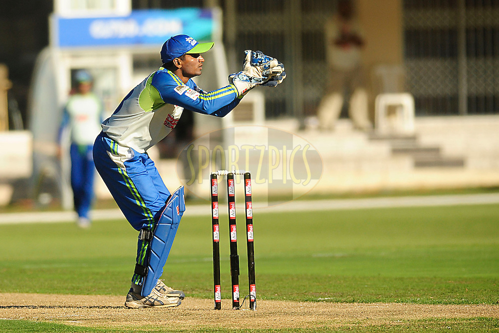 Kusal Janith Perera during match 2 of the Airtel CLT20 between The Warriors and The Wayamba Elevens held at St Georges Park in Port Elizabeth on the 11 September 2010..Photo by: Deryck Foster/SPORTZPICS/CLT20