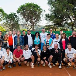 20120923: SLO, Tennis - Drzavno prvenstvo Telekoma Slovenije v Strunjanu