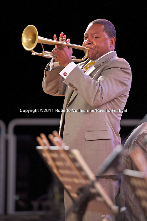 Jazz at Lincoln Center Orchestra with Wynton Marsalis - Ravello Festival 21.07.2011