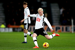 Will Hughes of Derby County - Mandatory by-line: Robbie Stephenson/JMP - 21/02/2017 - FOOTBALL - iPro Stadium - Derby, England - Derby County v Burton Albion - Sky Bet Championship
