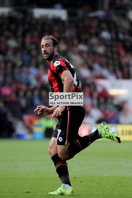 Glenn Murray During Bournemouth vs Watford on Saturday 3rd of October 2015.