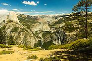 Yosemite & Glacier Point