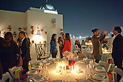 LVMH and Interview MagazineÕs dinner. Solarium at Delano. Miami Beach. 2 December 2010. -DO NOT ARCHIVE-© Copyright Photograph by Dafydd Jones. 248 Clapham Rd. London SW9 0PZ. Tel 0207 820 0771. www.dafjones.com.<br />