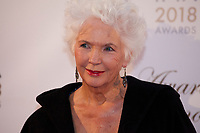 Fionnula Flanagan at the IFTA Film & Drama Awards (The Irish Film & Television Academy) at the Mansion House in Dublin, Ireland, Thursday 15th February 2018. Photographer: Doreen Kennedy