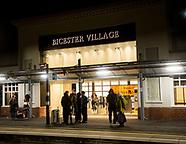 Bicester Village Train Station