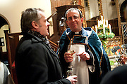 REV. RICHARD COLES, Reception after Christmas Carol Service in aid of the Haven, Breast Cancer Support Centres. St. Paul's, Knightsbridge. London. 9 December 2010.  -DO NOT ARCHIVE-© Copyright Photograph by Dafydd Jones. 248 Clapham Rd. London SW9 0PZ. Tel 0207 820 0771. www.dafjones.com.