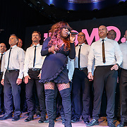 "NLD/Amsterdam/20180426 - L""Homo 2018, optreden Berget Lewis"