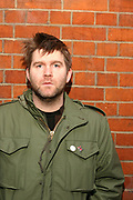 James Murphy, LCD Soundsystem, London, 2005