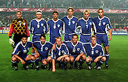 Finland National team 1990-99