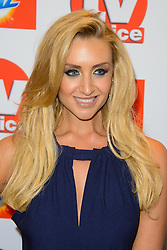 TV Choice Awards 2013 - London.<br /> Catherine Tyldesley arriving at the TV Choice Awards 2013, The Dorchester Hotel, London, United Kingdom. Monday, 9th September 2013. Picture by Chris  Joseph / i-Images