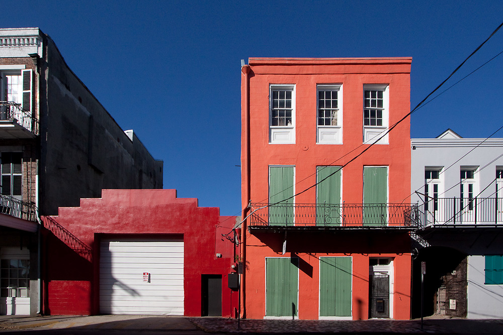 Color Block - New Orleans, Louisiana